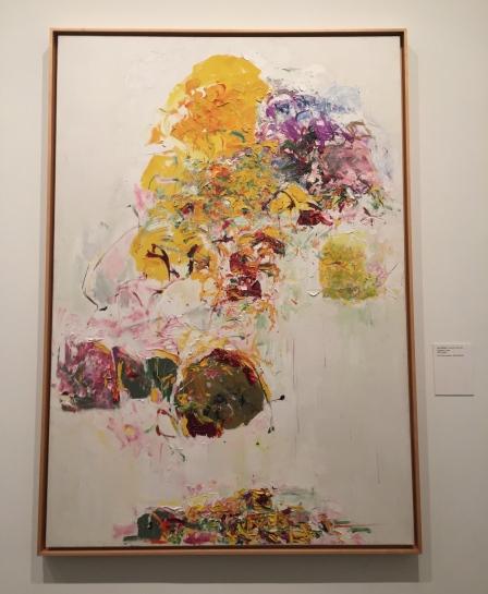 Joan Mitchell - Sunflowers, 1969