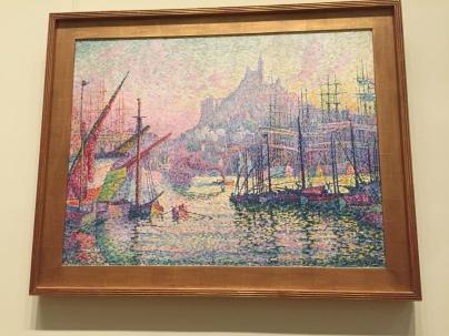Paul Signac - Notre-Dame-de-la-Garde (La Bonne-Mère), Marseilles, 1905-6
