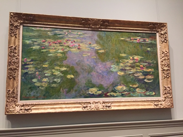 Claude Monet - Water Lilies, 1919